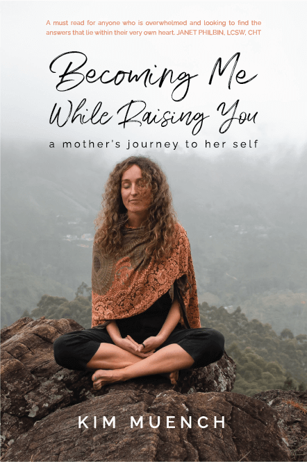becoming me while raising you book